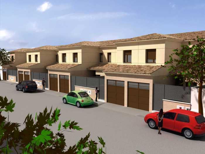 Fachadas de viviendas auto design tech - Planos de viviendas ...